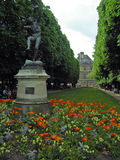 Statue der Wanne Stockfoto