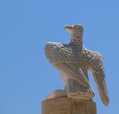 Statue des Adlers Stockfotografie