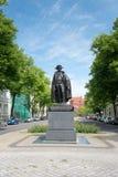 Statue des allgemeinen fon Stauben Stockfotografie