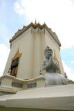 Statue des Betens von Buddha Lizenzfreies Stockfoto