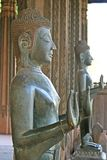Statue des Buddhas stockbild