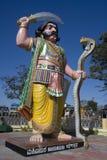 Statue des Dämons Stockbilder