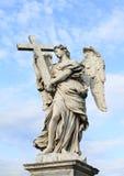 Statue des Engels Stockfotos