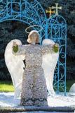 Statue des Engels Lizenzfreie Stockbilder