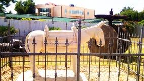 Statue des Esels Lizenzfreie Stockbilder