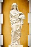 Statue des femmes de la Grèce et de Rome Images libres de droits