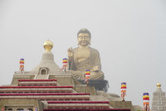 Statue des FO Guang Shan Buddha Photos libres de droits