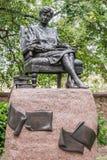 Statue des Gouverneurs Roma Mitchell, Adelaide Australia Lizenzfreie Stockfotografie