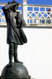 Statue des großen Nautikers Stockfoto