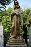 Statue des Heiligen Benedict Stockfotografie