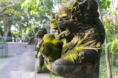 Statue des hindischen Affe-Gottes Lizenzfreie Stockbilder