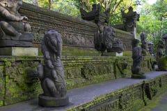 Statue des hindischen Affe-Gottes Lizenzfreies Stockfoto
