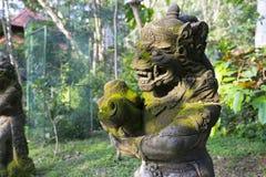 Statue des hindischen Affe-Gottes Lizenzfreie Stockfotos
