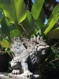 Statue des hindischen Gottes Garuda in Ubud, Bali, Indonesien Stockbilder