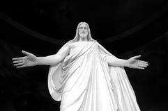 Statue des Jesus Christus Lizenzfreies Stockfoto
