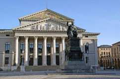 Statue des Königs Maximilian I Joseph, München Lizenzfreie Stockbilder
