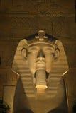 Statue des Pharaos lizenzfreie stockbilder