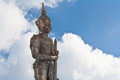 Statue des riesigen Wächters Stockbild