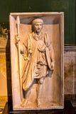 Statue des Soldaten im Museum in Berlin Germany Stockfotografie