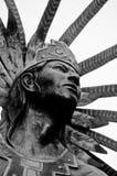 Statue des tanzenden Inders Lizenzfreies Stockfoto