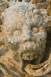Statue of devils  Stock Images