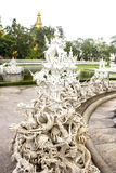 Statue of devils in hell at Wat Rong Khun temple Royalty Free Stock Photo