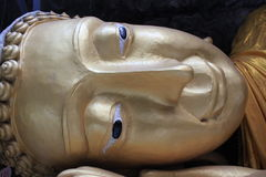 statue di ฺBuddha Fotografia Stock Libera da Diritti