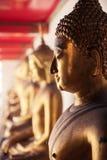 Statue di Buddha Fotografia Stock
