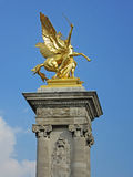 Statue di Europa 3 immagini stock