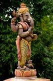 Statue di Ganesh Fotografie Stock