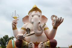 Statue di Hinduismo fotografia stock