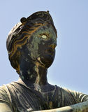 Statue of Diana, Pompeii, Italy Royalty Free Stock Photos