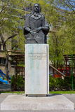 Statue of Dimitrie Cantemir Royalty Free Stock Images