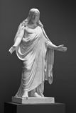 Statue du Christ Photo libre de droits