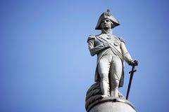 Statue du Nelson Photographie stock libre de droits