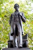 Statue du Président Abraham Lincoln Photos libres de droits