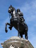 Statue du Roi Charles ' à Londres au R-U Images stock