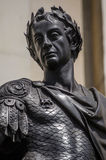 Statue du Roi James II, Londres Image stock