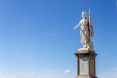Statue du Saint-Marin Images libres de droits