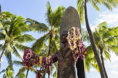 Duke Kahanamoku Stock Images