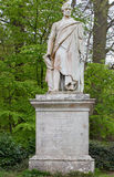 Statue of the Duke of Sutherland in Clivedon Estate Stock Image