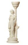 Statue einer Frau in der antiken Art Lizenzfreie Stockfotos