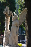Statue eines Engels Lizenzfreie Stockfotografie
