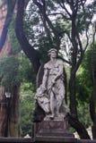 Statue eines Mannes Stockbild