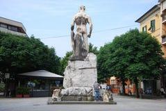 Statue eines Riesen Stockbilder