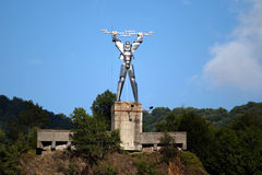 Statue of Electricity Royalty Free Stock Image