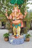 Statue of Elephant God Royalty Free Stock Images