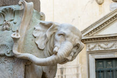 Statue elephant Royalty Free Stock Photos