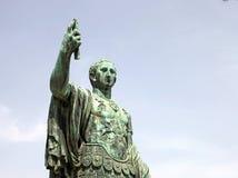Statue of Emperor Nerva. In Rome, Italy Stock Image
