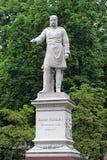 Statue of Emperor Wilhelm I in Wiesbaden, Germany Stock Image